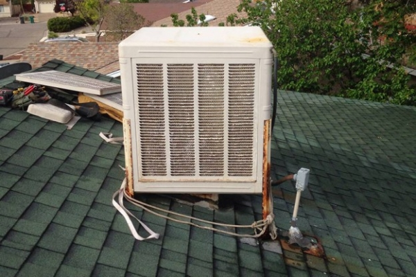 Fall Swamp Cooler Changeover In Rio Rancho, New Mexico