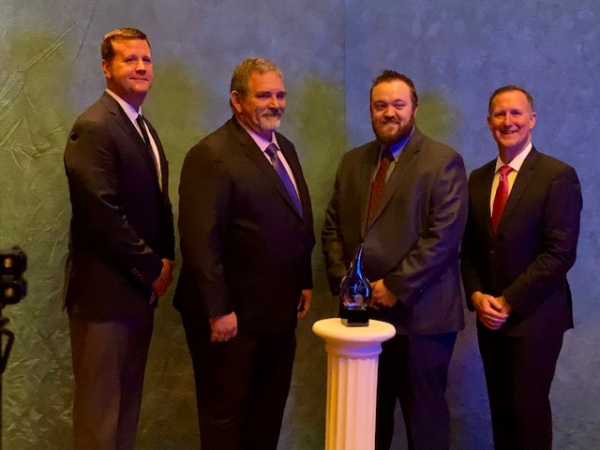 Affordable Service Receives the 2020 Carrier President's Award