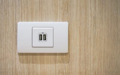 Replacing Outlets To Include USB Adapters