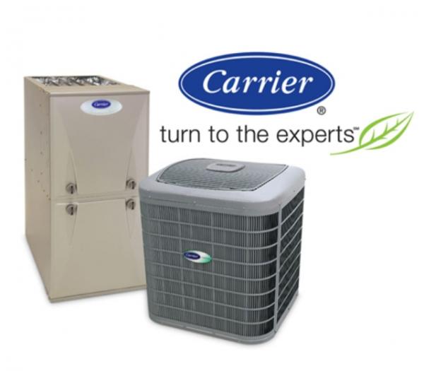 Carrier® Factory Authorized Dealer
