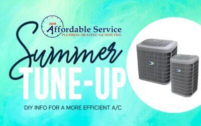 DIY A/C Summer Tune-Up Information