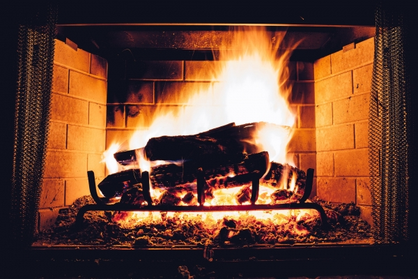 The Impact That Fire Places Have on Indoor Air Quality