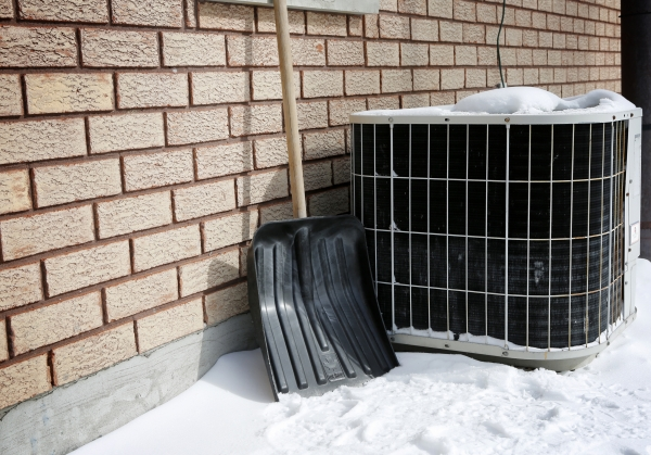 How To Protect Your Outside Cooling Unit In The Wintertime