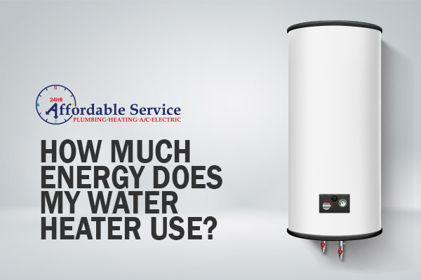 How Much Energy Does My Water Heater Use?