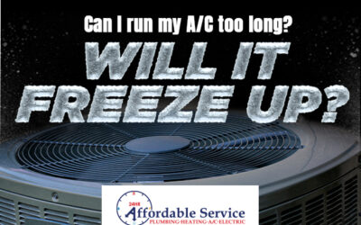 Reasons Your Air Conditioner May Freeze Up