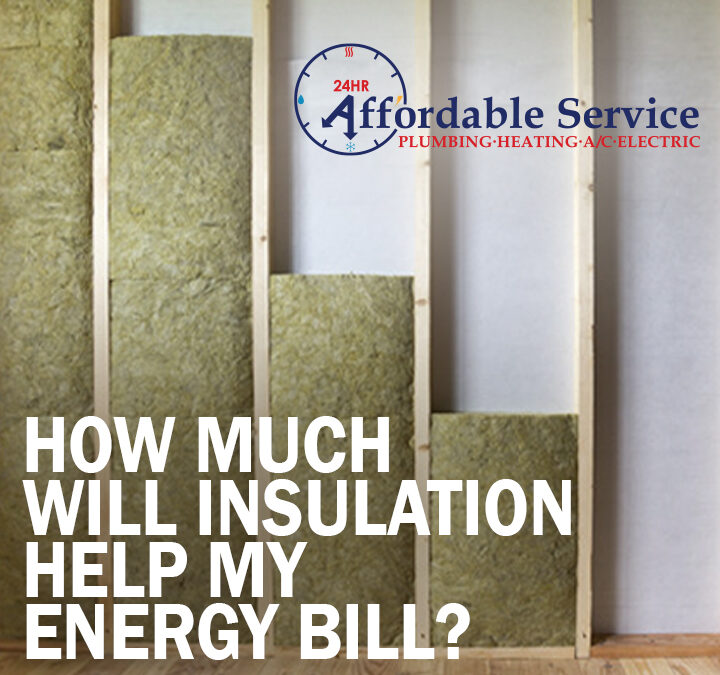 How Much Does Insulation Reduce Your Energy Bills?