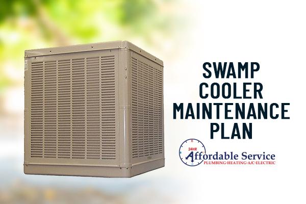 Swamp Cooler Maintenance Plan Benefits