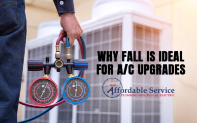 Is Fall an Ideal Time To Replace my A/C?